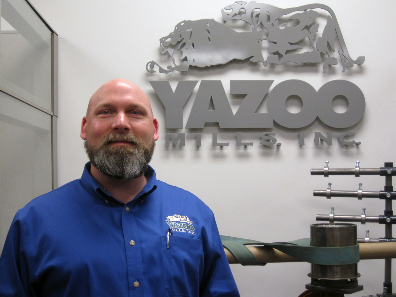 Yazoo Employee Receives A Promotion