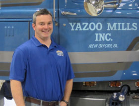 New Employee Joins The Yazoo Mills Team