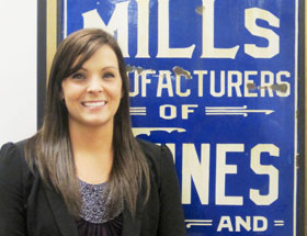 New Marketing Coordinator at Yazoo Mills