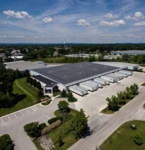 Yazoo Mills Warehouse