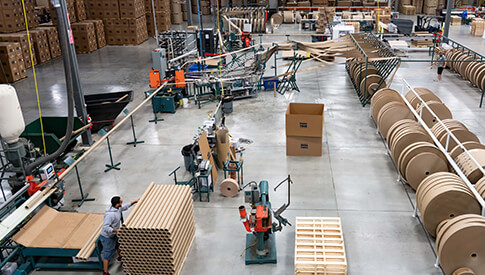 Expansion of the 2nd Manufacturing Facility